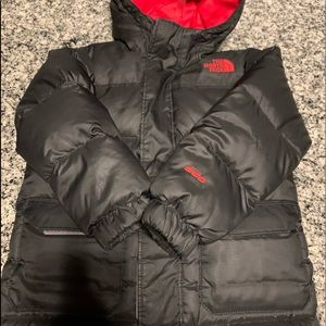 The north face 550fill down puffer